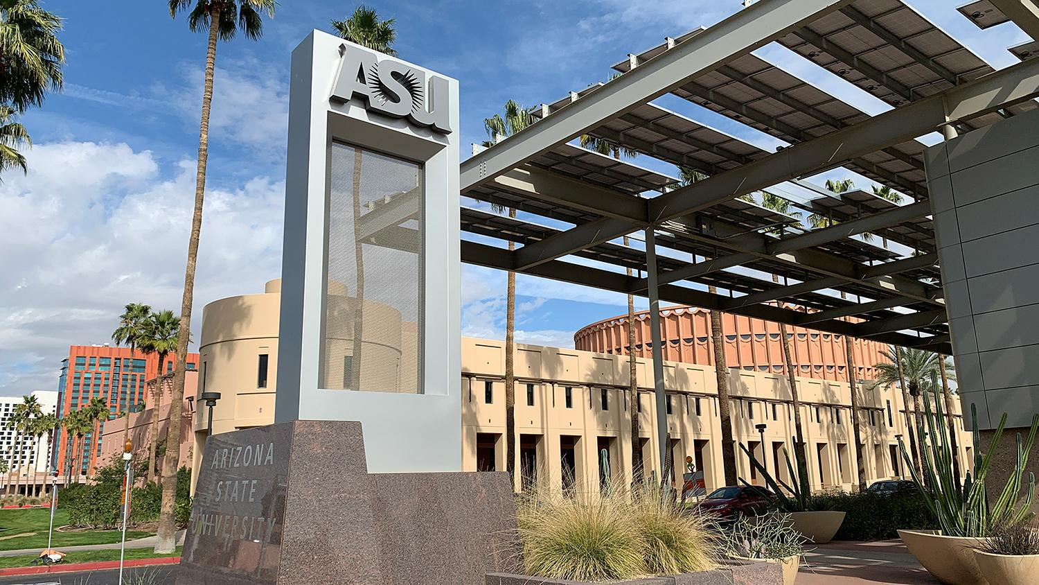 ASU Arizona State University