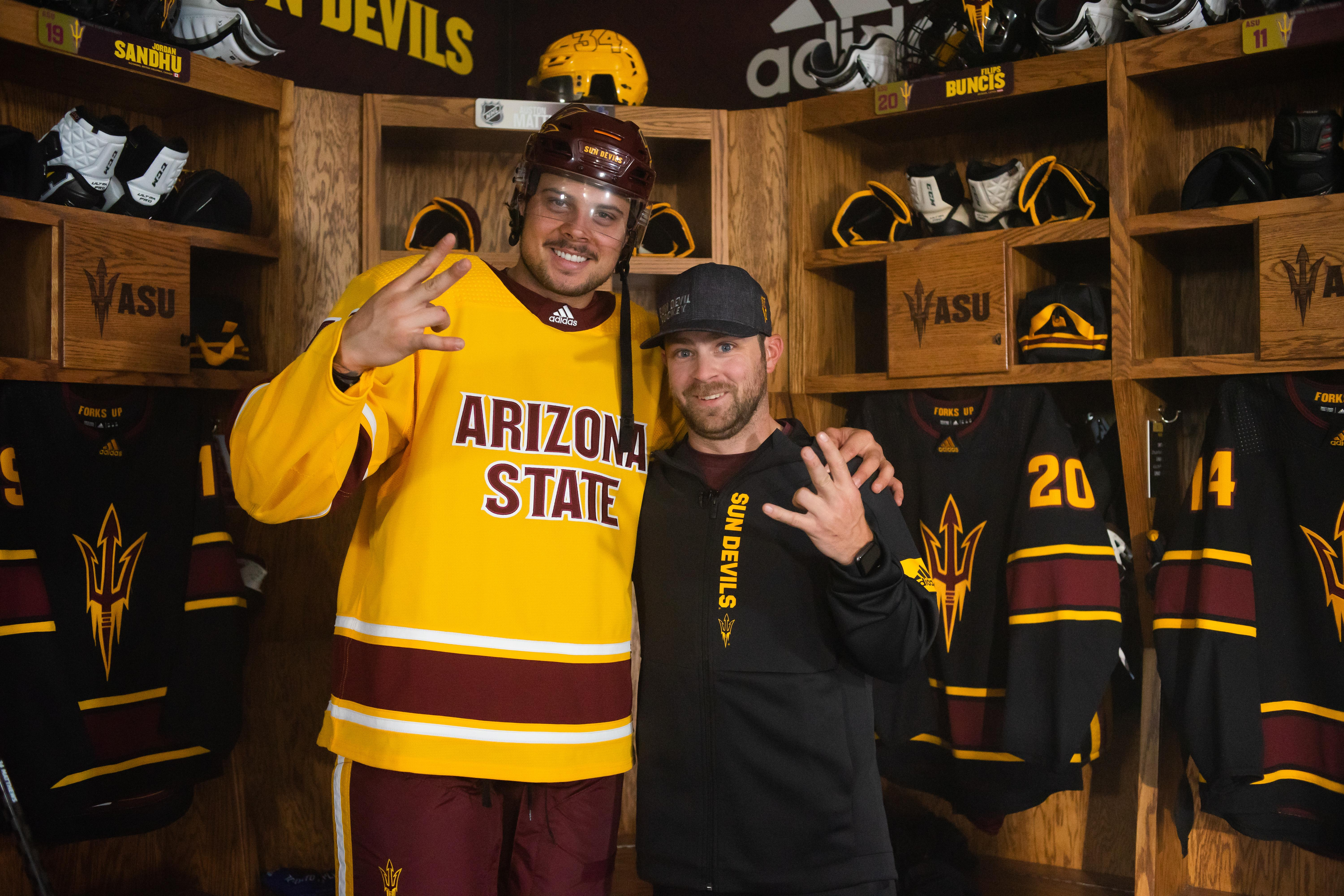 Auston Matthews ASU Hockey
