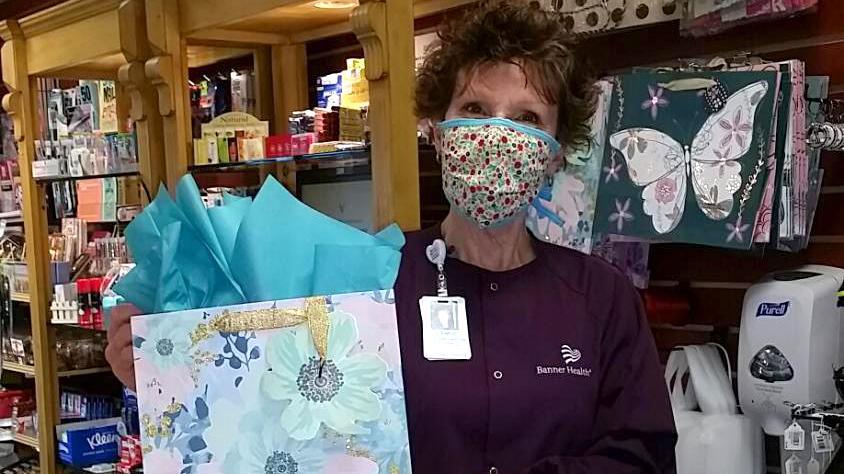 Banner hospital gift shop volunteer