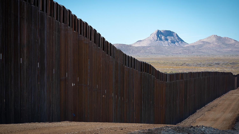 Border wall Douglas Arizona