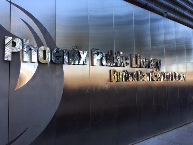 burton barr library