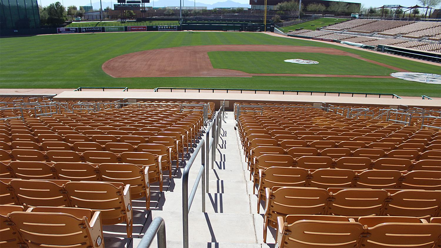 Camelback Ranch spring training