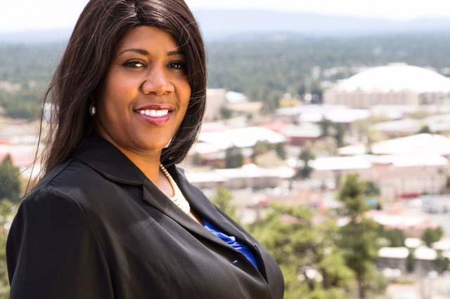 Flagstaff Mayor Coral Evans