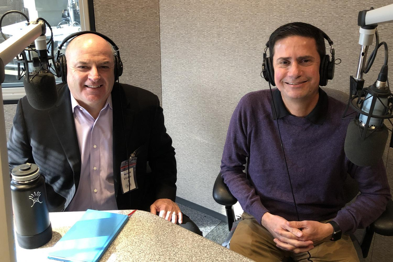 Chuck Coughlin and David Lujan