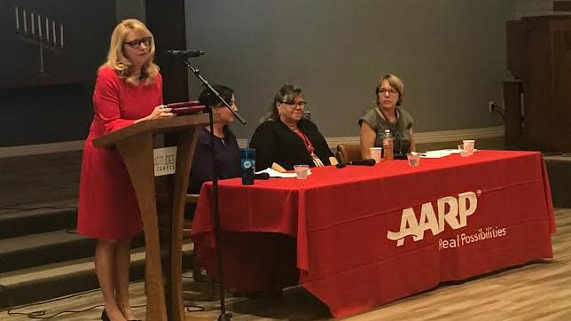 Dana Kennedy of AARP of Arizona