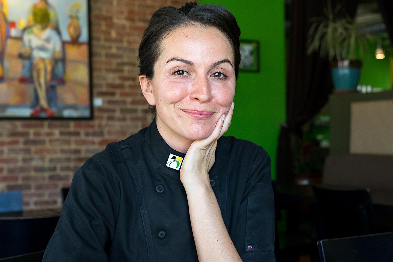 Chef Danielle Leoni