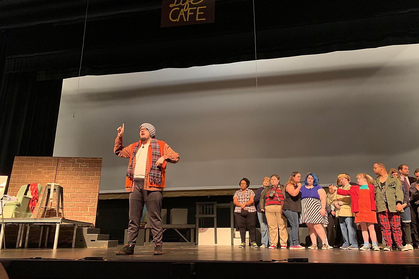 Detour Company Theatre Rent