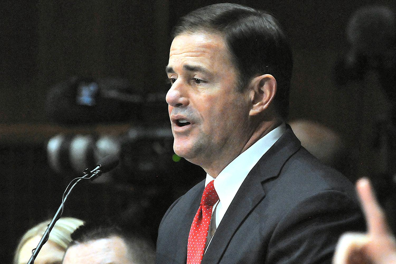 Doug Ducey Arizona State of the State 2020