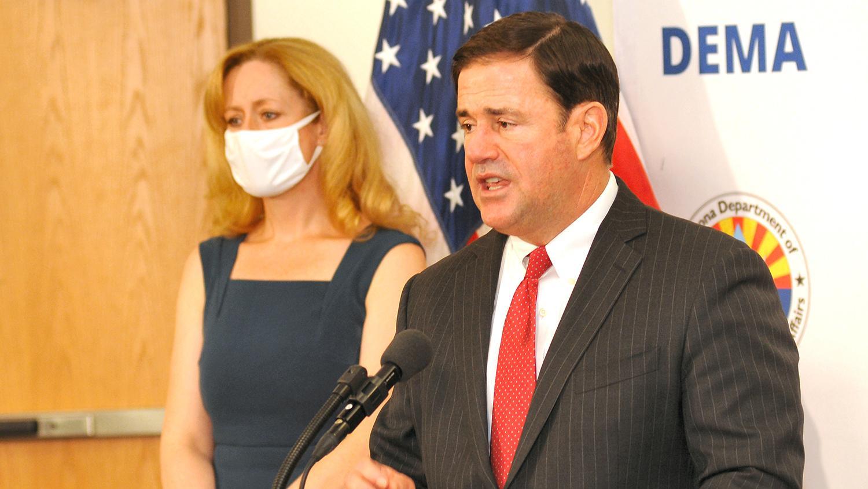 Arizona Gov. Doug Ducey