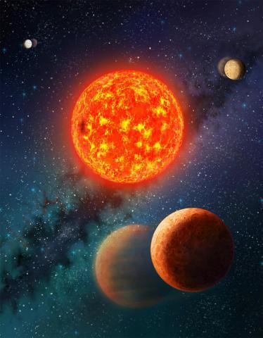 system harboring Kepler-138b