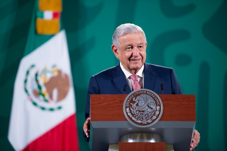 President Andrés Manuel López Obra