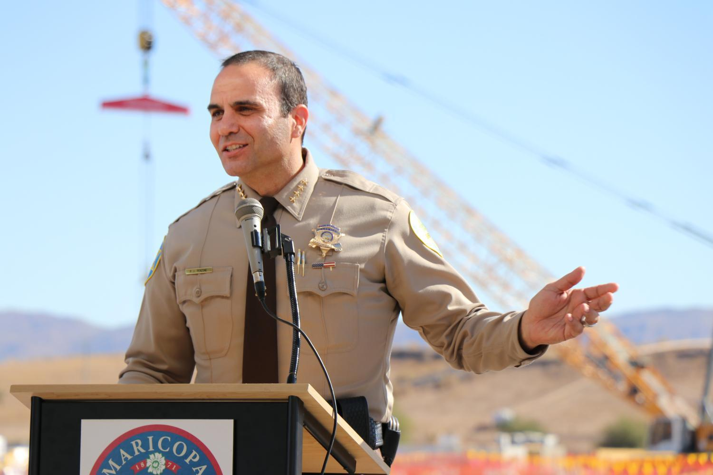 New Maricopa County Jail, Intake Facility Under Construction
