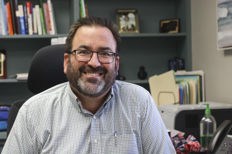 Field Elementary Principal Scott Cumberledge