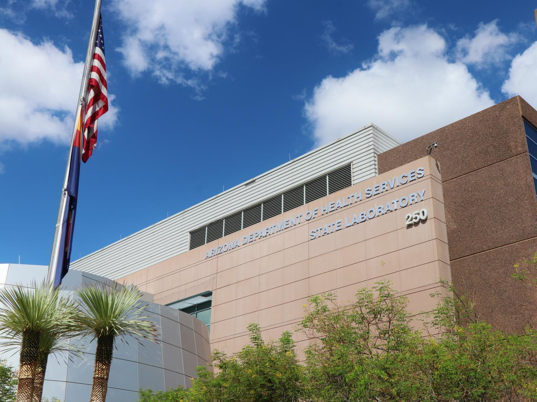 Arizona Department of Health Services Laboratory