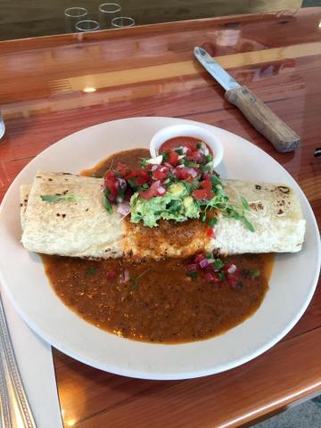 Three Sisters Burrito