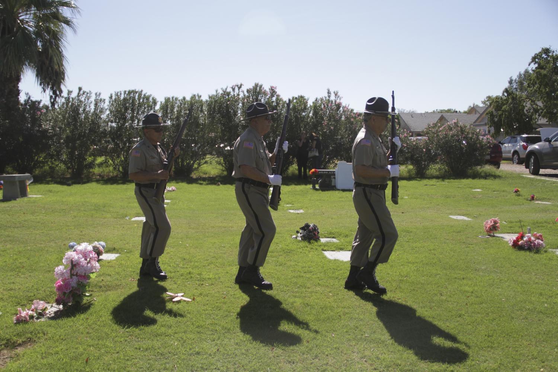 American Legion Post 41 honor guard