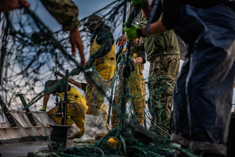 Sea Shepherd patrols the Sea of Cortez to protect the vaquita marina