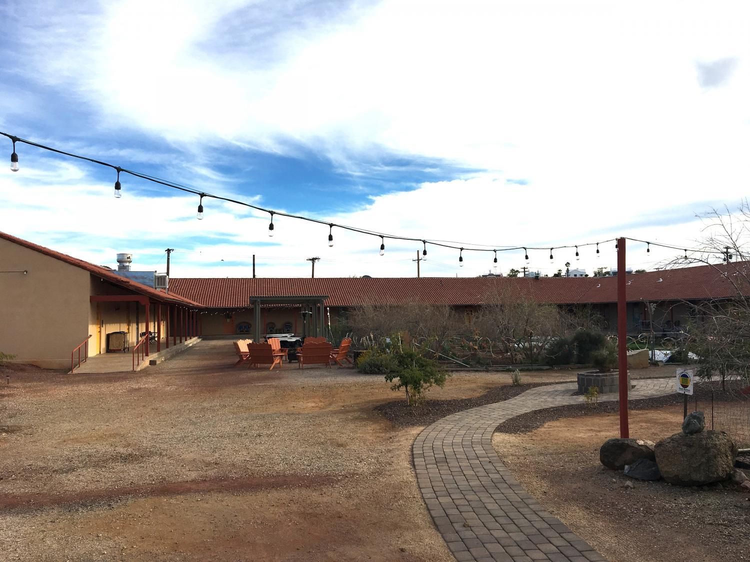 Curley School in Ajo