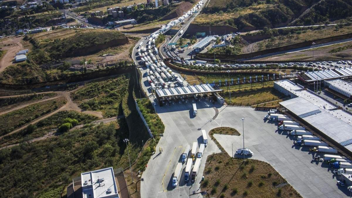The Nogales-Mariposa Port of Entry