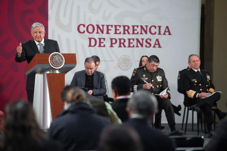 Mexican President López Obrador