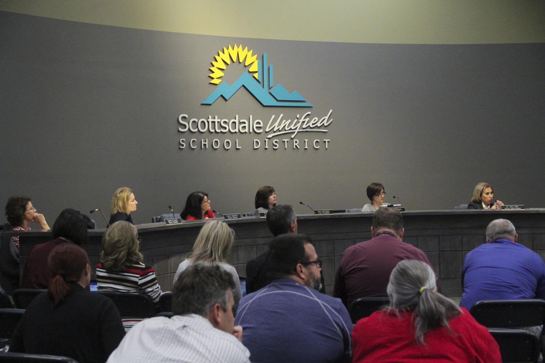 Scottsdale Unified board