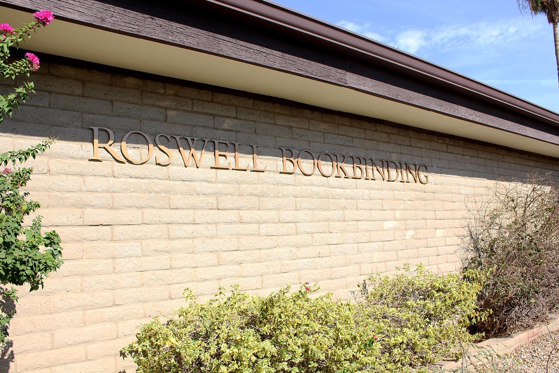 Roswell Bookbinding