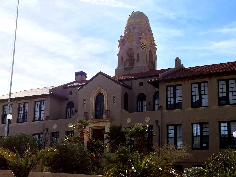 Curley School in Ajo
