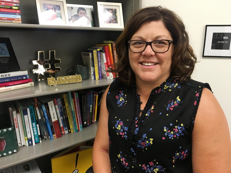 Casa Grande Elementary School Superintendent JoEtta Gonzales