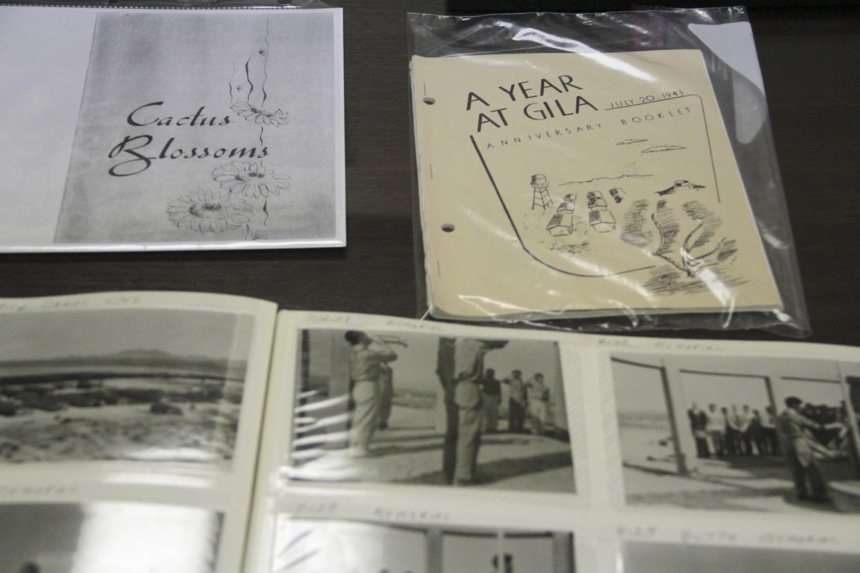 artifacts Japanese incarceration