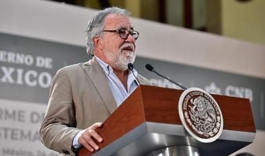 Alejandro Encinas Rodríguez, Subsecretaría de Derechos Humanos, Población y Migración