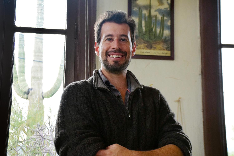 Ben Wilder, Director of Next Generation Sonoran Desert Researchers