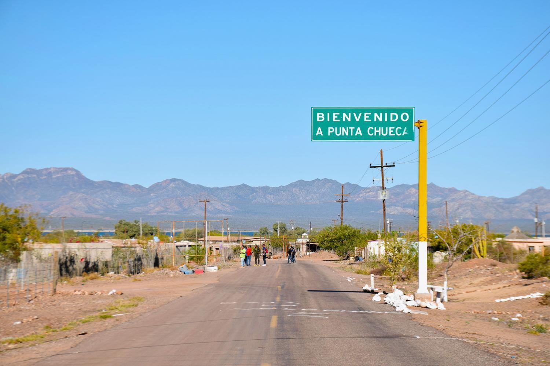 Punta Chueca