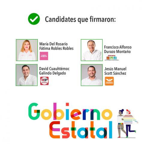 Governor candidates