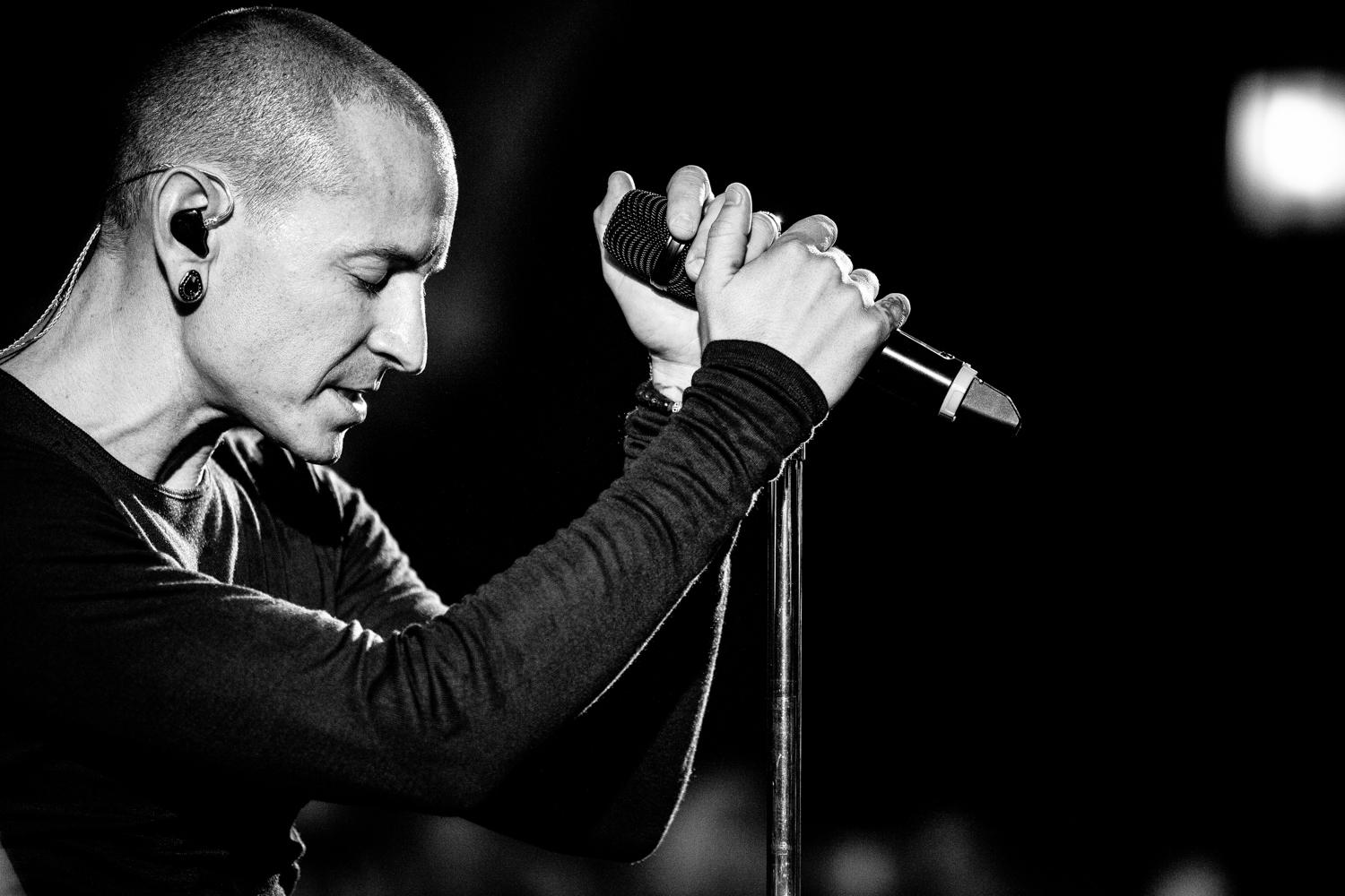 Exhibit On Linkin Park Frontman Opens Friday Kjzz