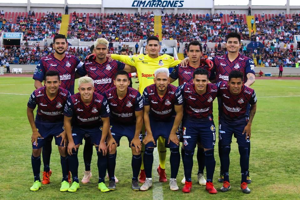 Cimarrones Team 2018-2019