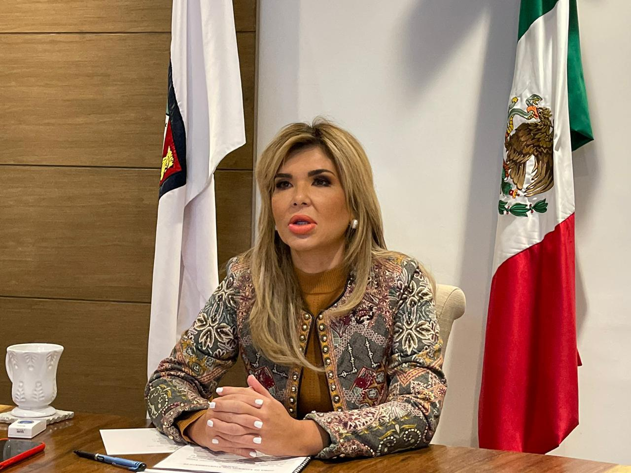Sonora Governor Claudia Pavlovich