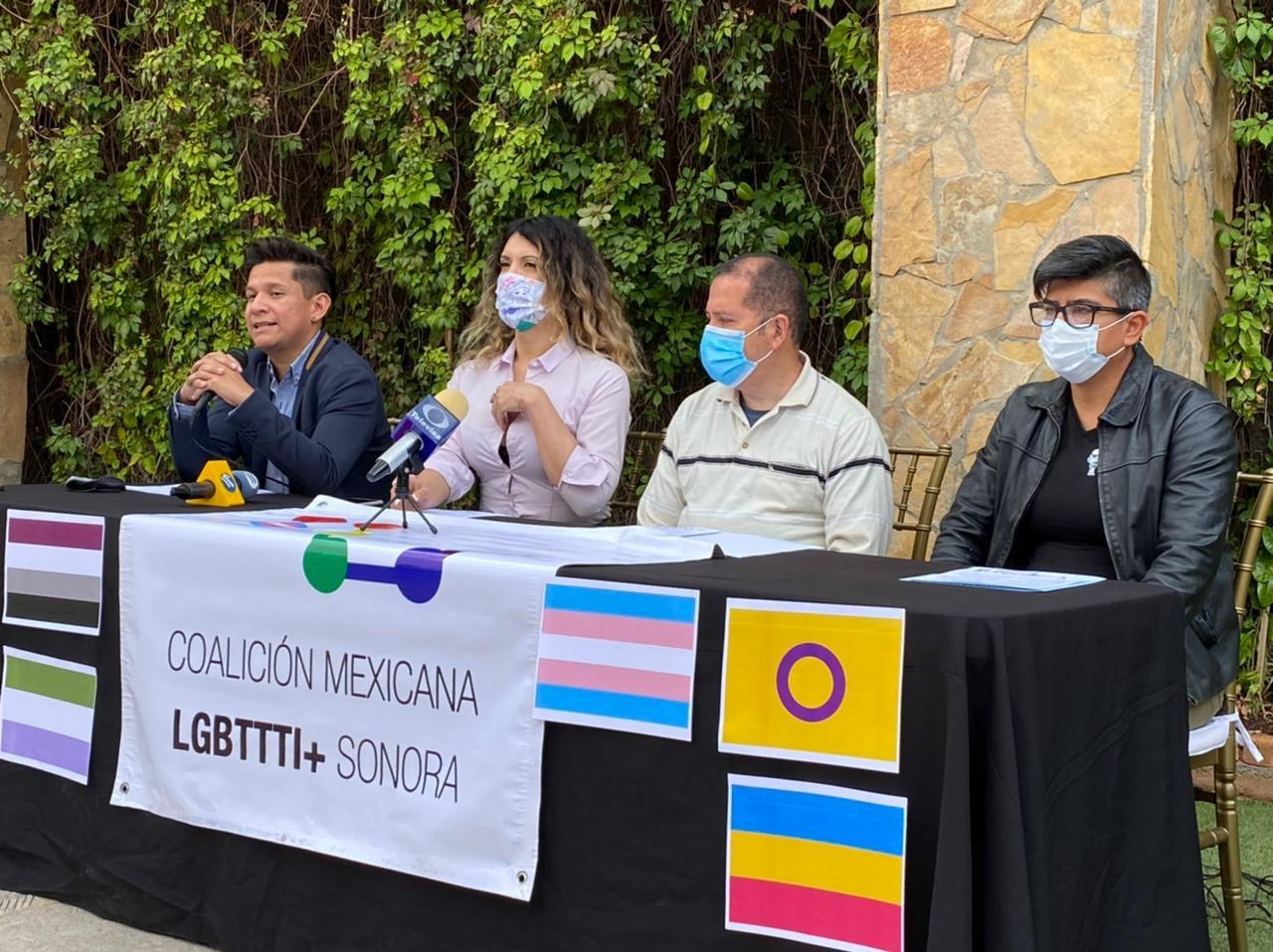 Coalición Mexicana LGBTTTIQ+ Sonora
