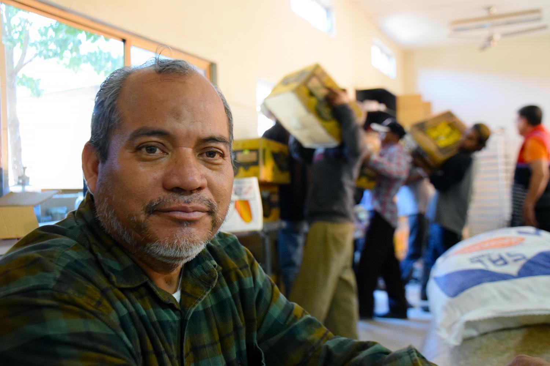 Padre Gilberto Lazama