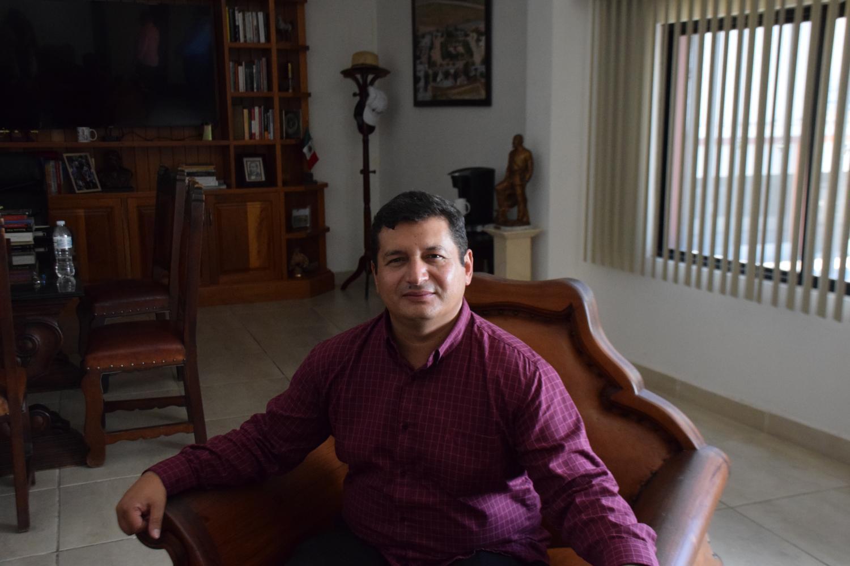 Jacobo Mendoza Ruiz, president of the Morena Party in Sonora