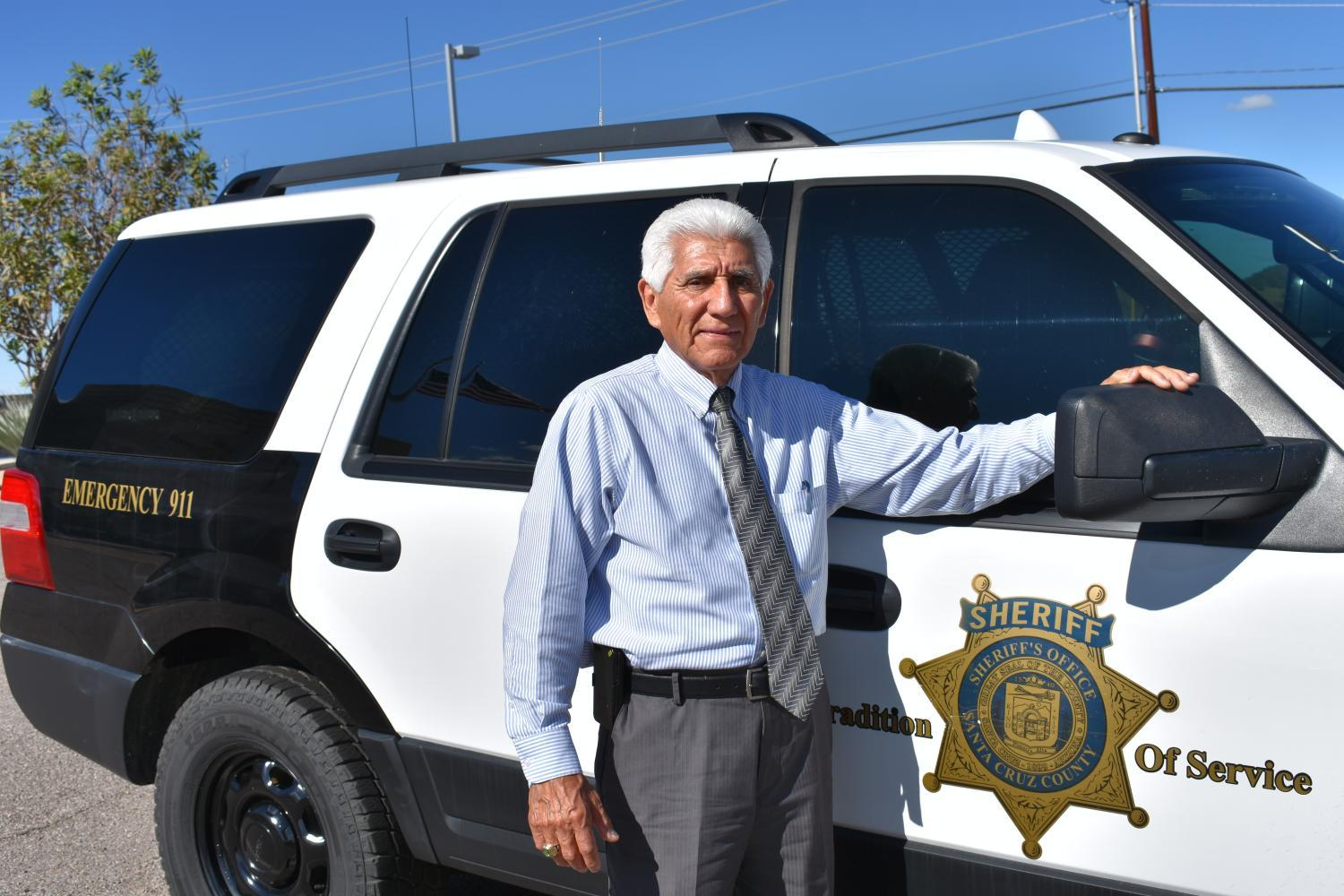 Santa Cruz County Sheriff Tony Estrada