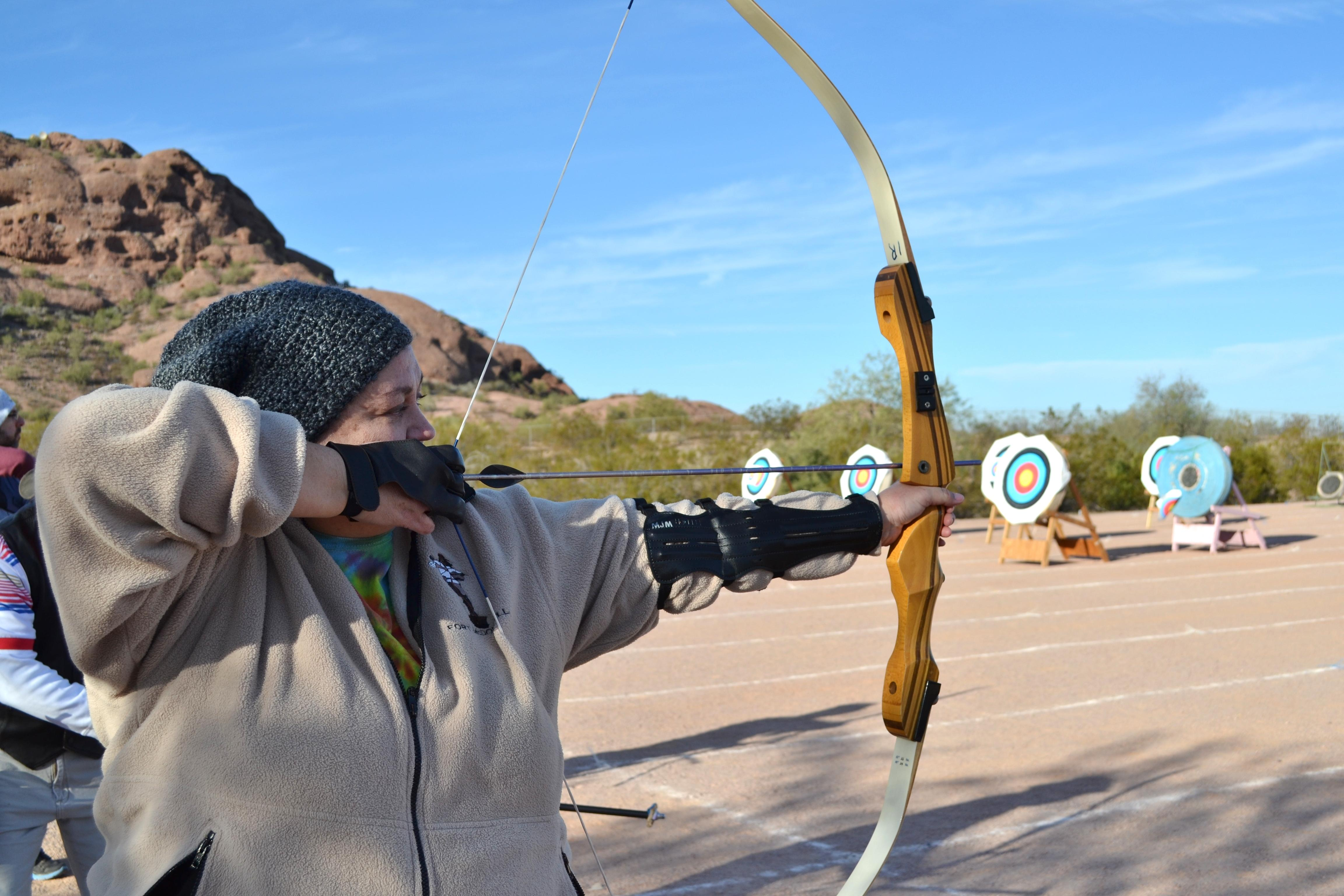 papago archery