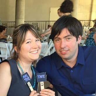 Mike and Sarah Tate