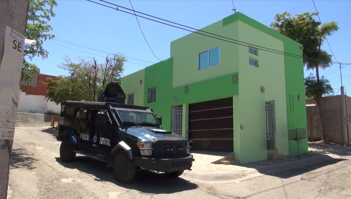 Sinaloa Fentanyl Lab