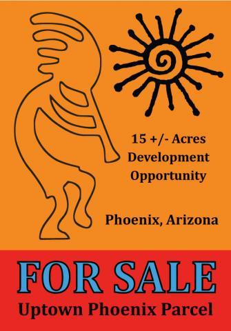 GSA Uptown Phoenix Parcel Ad