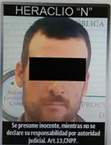 Heraclio Osorio-Arellanes