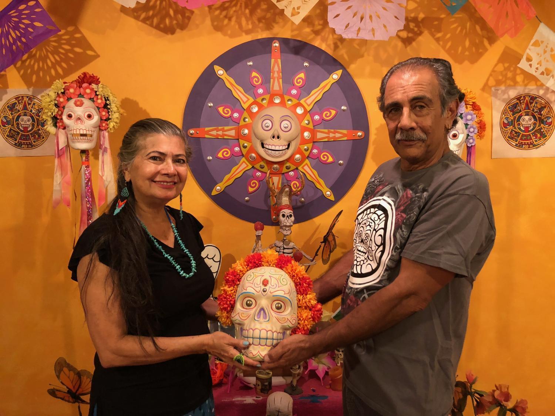 Carmen and Zarco Guerrero.