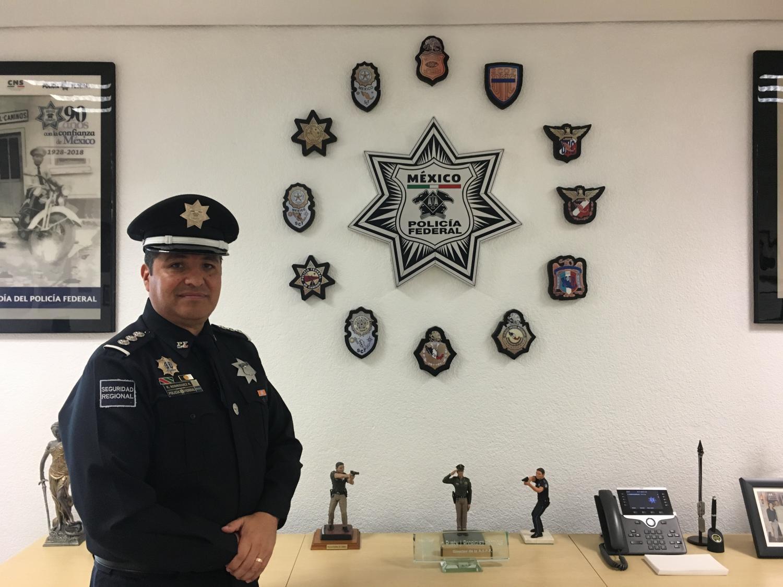 Inspector General Ruben Jesus Rodriguez Rodriguez