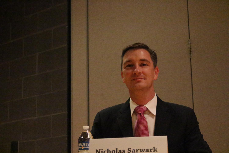 Nicholas Sarwark