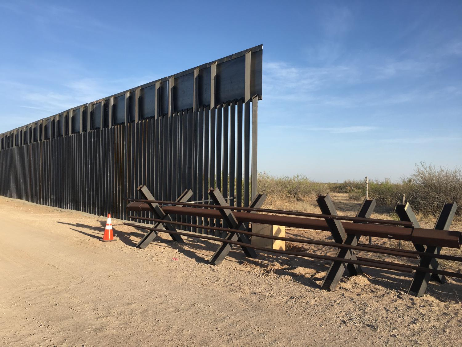 border vehicle barrier