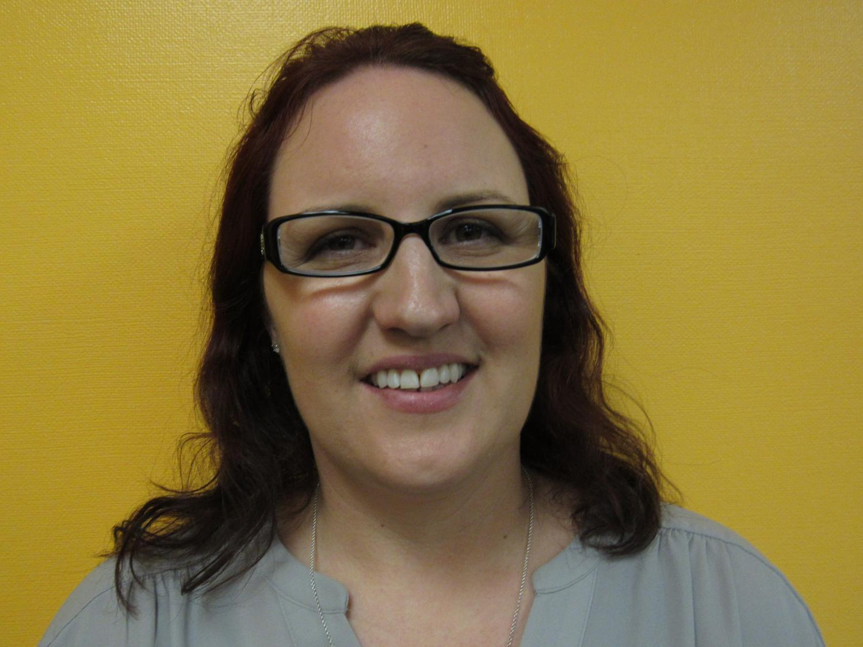 Irina Lutz, principal of Continued Hope